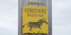 Yorkshire Wildlife Park
